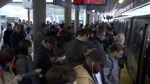 SkyTrain mechanical issues cause lengthy delays
