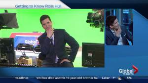 Ross Hull tricked, brought into studio for a prank
