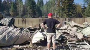 B.C. wildfires are costing $8-million a day, and could get worse