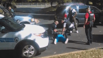 Disturbing cellphone video of Charlotte shooting released