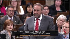 Tom Mulcair warns of learning the lessons of history in address on Komagata Maru incident