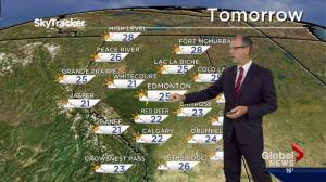 Edmonton Weather Forecast: July 17