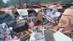 Emergency crews search for tornado survivors