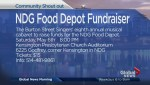 Community Events: NDG Food Depot Fundraiser