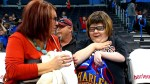 Crowd erupts when student with special needs scores final shot in basketball game
