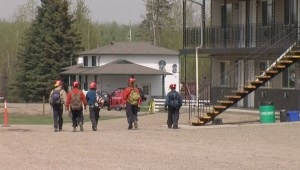 Evacuation orders for Peace River wildfires lifted