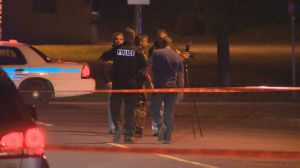 RAW VIDEO: Police investigate Laval shooting