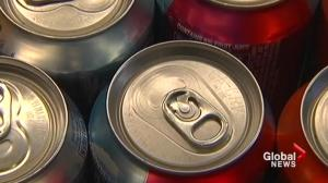 World Health Organization urging for taxation of sugary drinks