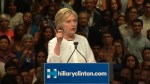 Hillary Clinton victorious in Democratic primary, Bernie Sanders vows to continue campaign