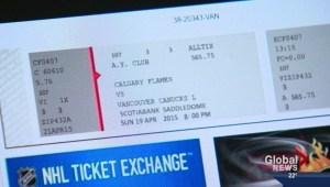 Flames playoffs: Online ticket scams exposed
