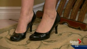 Restaurant chain under fire for high heel policy