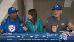 Two former Blue Jays visit Calgary little league tournament