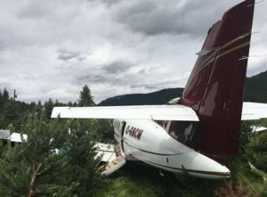 Kelowna bound plane did not run out of fuel