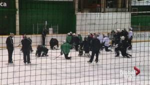Huskies men's hockey team gearing up for championship run