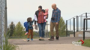 Kicking off kindergarten: A big day for a lot of Calgary families