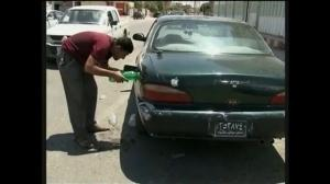 Raw video: Frustration, long lines at the pumps as Iraqi fuel crisis worsens
