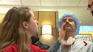 Calgary doctors celebrate 'success with the 'stache' as Movember wraps up
