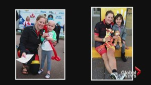 Everyday Hero: Cycling across Canada for kids' cancer research