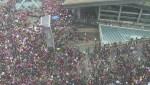 Vancouver Women's March draws thousands