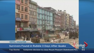 The latest from Nepal following the earthquake
