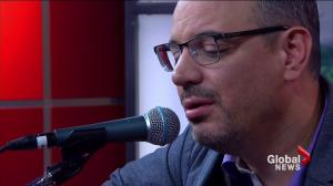 Matthew Good plays first single from 'Chaotic Neutral' live and acoustic