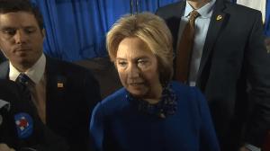 "Clinton calls for ""sensible gun control measures"" after Oregon shooting"