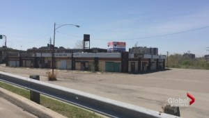 Valois Village eyesore for sale