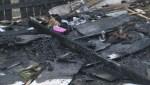 Arson unit responds to McGee Street fire Monday night