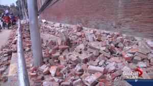 Impact of Nepal earthquake felt in Edmonton