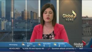 The Morning News on Global Winnipeg for April 2nd