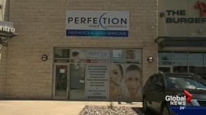 $1M in equipment reported stolen from Edmonton aesthetics business