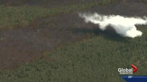 70 wildfires burning in Alberta
