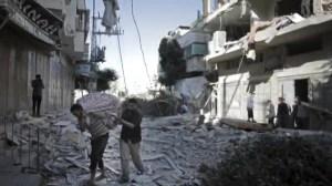 Israelis intensify strikes on Gaza