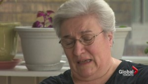 Elderly victim of distraction theft talks about experience