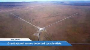 Detection of gravitational waves being called a game-changer by scientific community