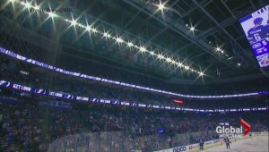 Montreal hockey fans react to Lightning fan ban