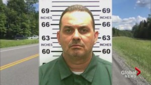 Prison escapee David Sweat details escape plan, dry run