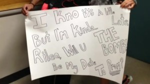 Teen wears a fake bomb to ask girl to prom, gets suspended