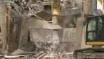 Regina fire crews battle stubborn blaze at historic Traveller's Building