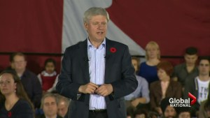Harper unveils income splitting, expands child care benefit