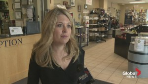Raw: MP Rempel avoids Global questions