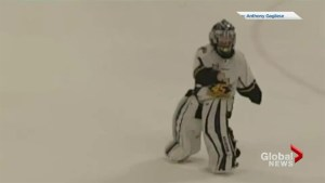 Video of 8-year-old dancing goalie goes viral