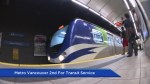 TransLink gets high marks in review of Canada's transit systems