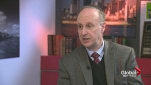 Lawrence Rosenberg on healthcare