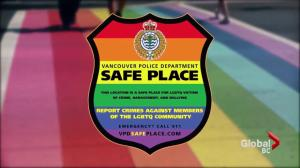 'Safe Place' campaign designed to protect Vancouver's LGBTQ community