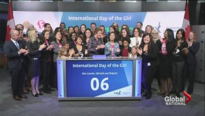 Canada celebrates International Day of the Girl