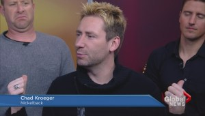 Sitting down with Canadian rock superstars Nickelback