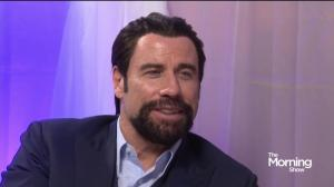 John Travolta explains how he became famous