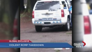 Controversial RCMP takedown in Maple Ridge raises questions