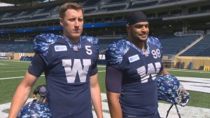 New Bomber jerseys unveiled